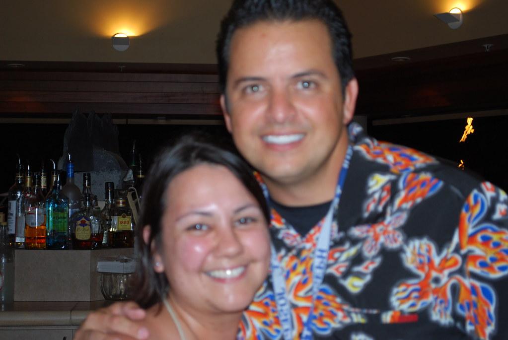 Angela And Glenn Medeiros Glenn Medeiros A Former Pop