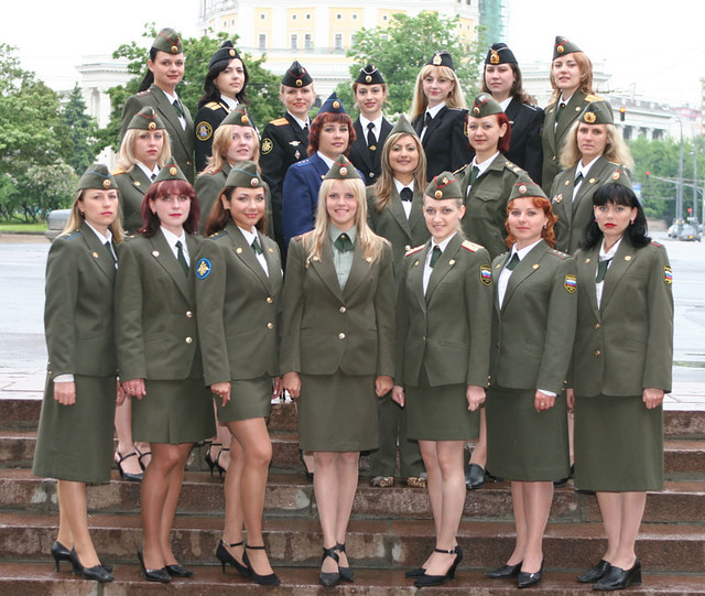 DMP-F39 FEMALE RUSSIAN SOLDIERS | Where were the russian hid ... | 500 x 423 jpeg 156kB