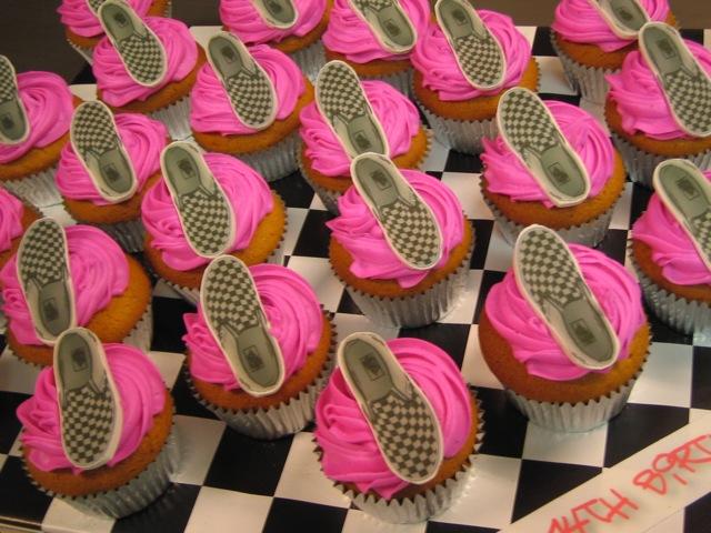 vans cupcakes   Debbie...