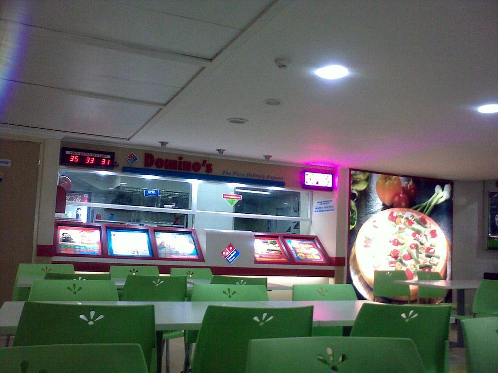 Food Court Pizza Ideas