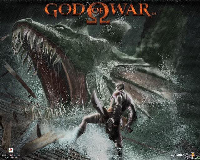 God Of War Wallpaper 3 Jack Dante Flickr