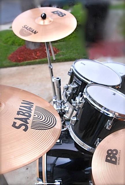 drum set for sale flickr photo sharing. Black Bedroom Furniture Sets. Home Design Ideas