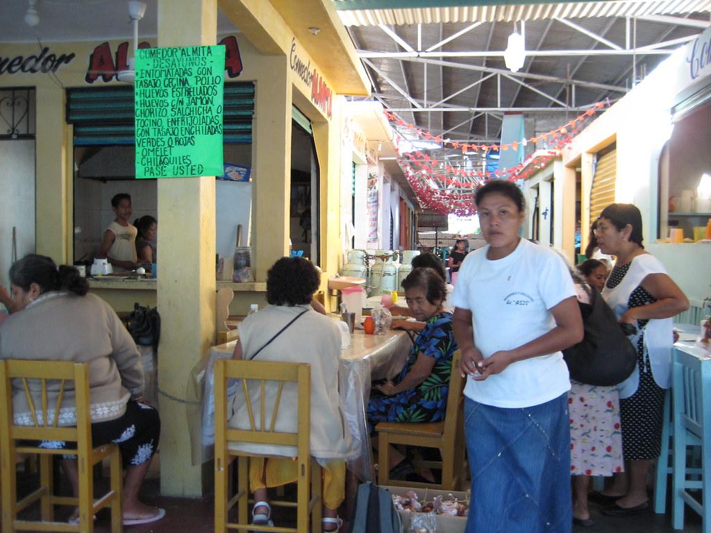 Market Cafe Breakfast Menu