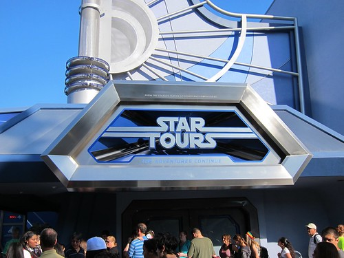 Star Tours: The Adventures Continue | by inturnaround