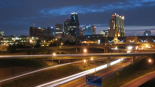 Kansas City Skyline | by KC-Bike