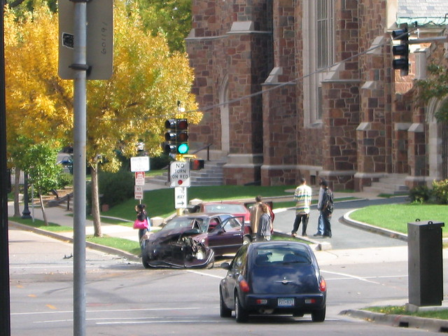 Car accident near me on Lasalle and Groveland in Minneapolis  Flickr  Photo Sharing!