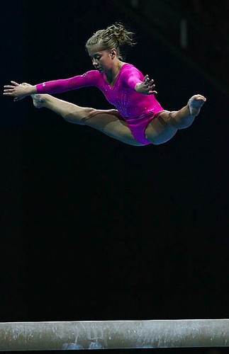 gymnast | by Rick McCharles