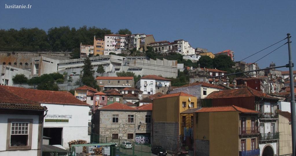 Maisons de Porto