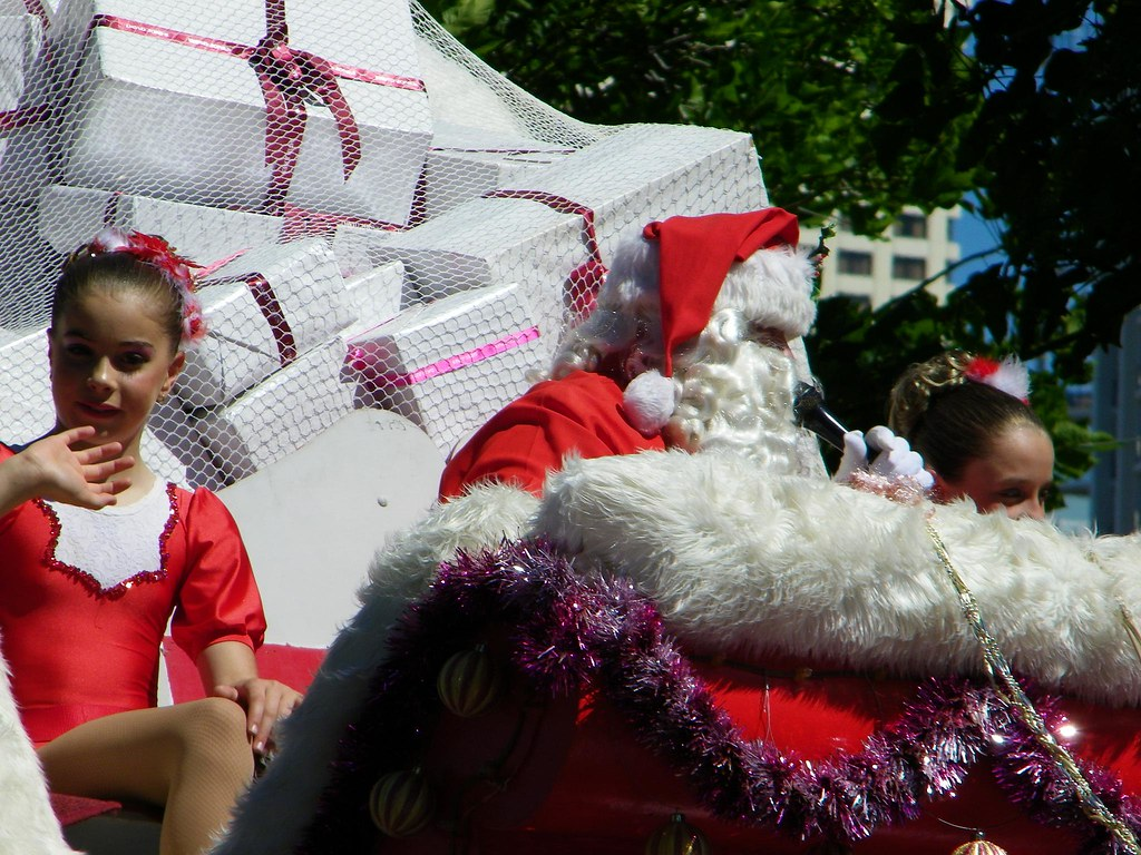 2008 RAC Channel Seven Christmas Pageant with the City of ...