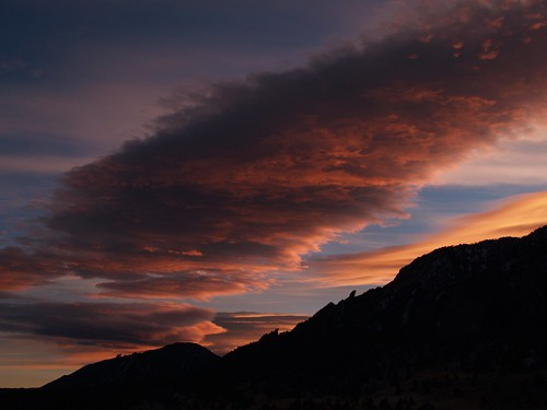NCAR sunset #7 | by Kathy Fenton