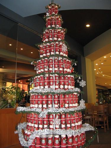 Starbucks Christmas Tree   Christmas Tree from Starbucks ...