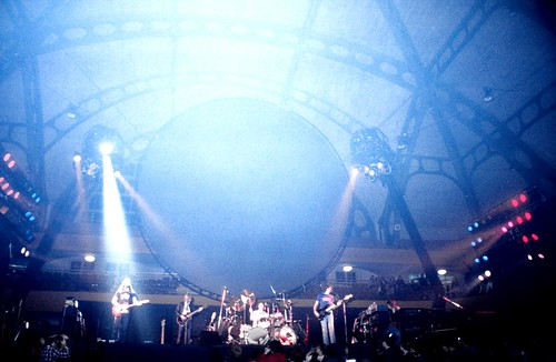 1977 - Pink Floyd - The Whole Gang - Panorama