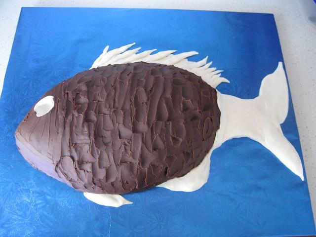 English Fish Cake