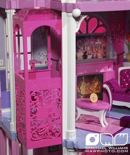 New Barbie Dreamhouse With Elevator The Mattel Showroom