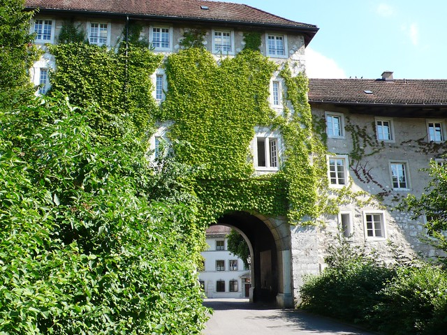 Franziskaner Tor, Solothurn