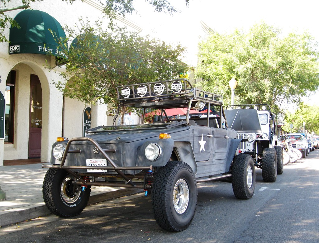 VW Thing - Off Road | Cruisin' Grand. | MR38. | Flickr