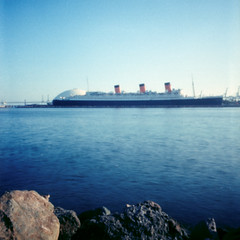 Queen Mary Pinhole | by Brian Auer