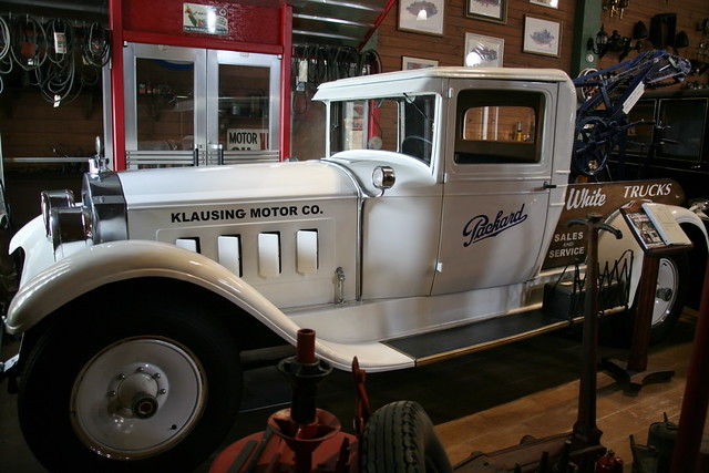 Used Pickup Trucks >> 1928 Packard 4th Series Tow Truck | A fantastic example of P… | Flickr