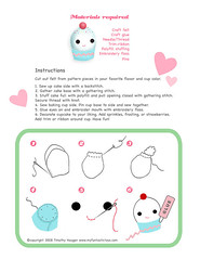 Cupcake Instructions | by Fantastic Toys