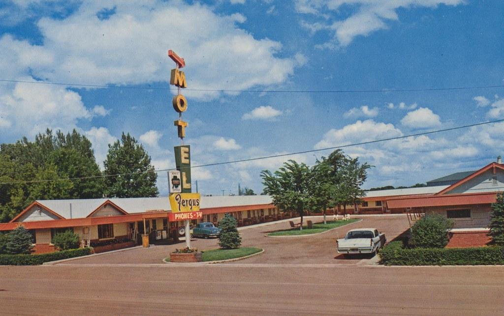 Motel  Great Falls