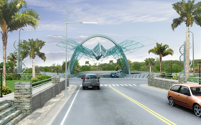 Main Entrance Gate This Is My Freelance Work For