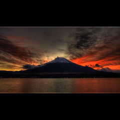 Mount Fuji @ Sunset | by YST (aka kryptos5)