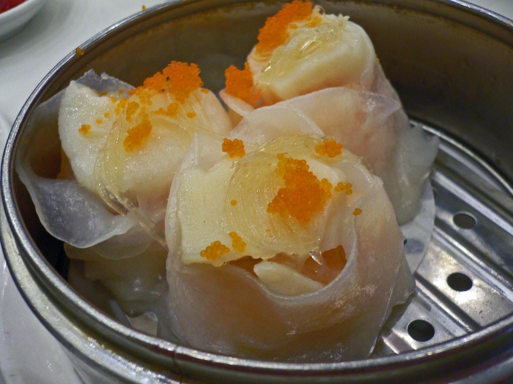 how to make shark fin dumpling