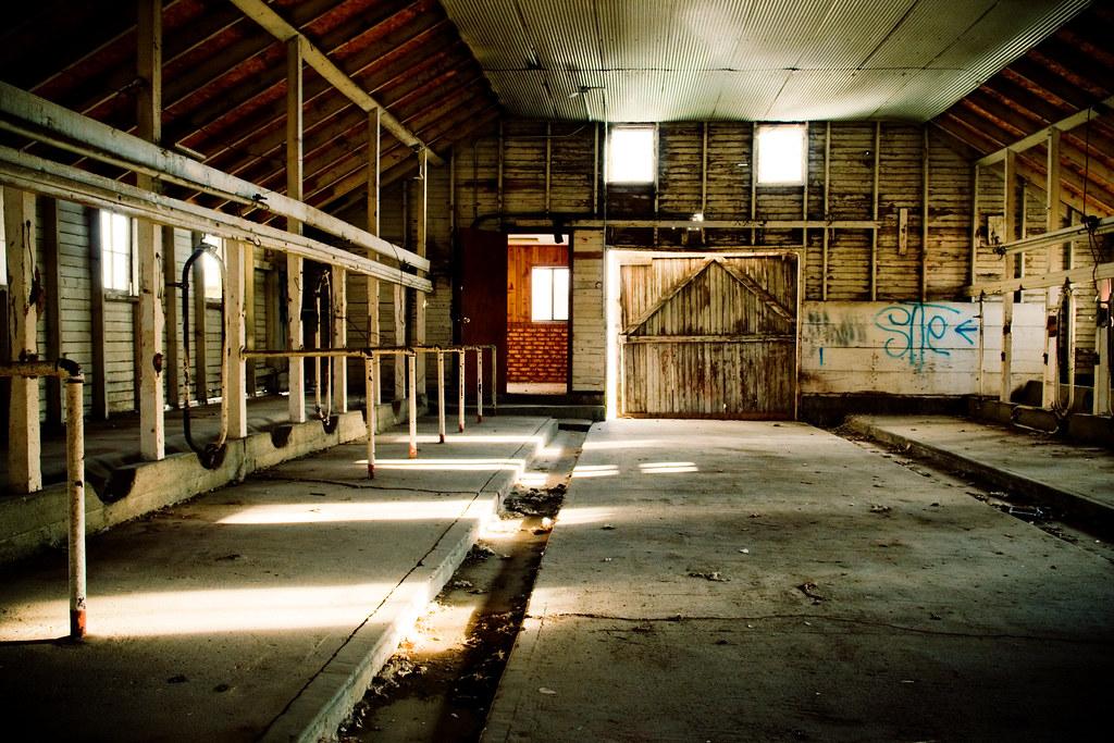 Old Dairy Barn Draper Utah Sam Scholes Flickr