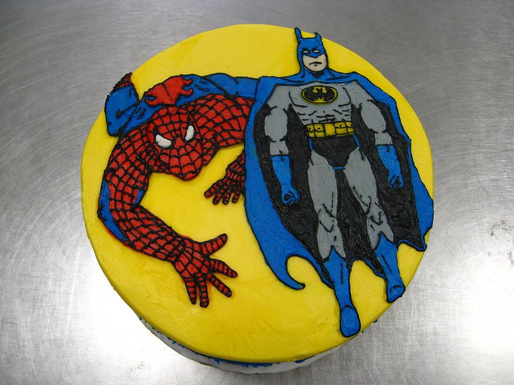 Batman Cake Pan Hobby Lobby