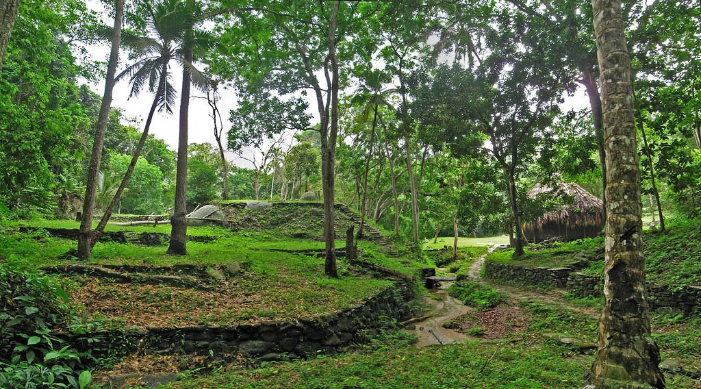 Chairama panorama parque tayrona chairama pueblito for Terrazas tayrona
