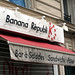 I found a Banana Republik in Paris..
