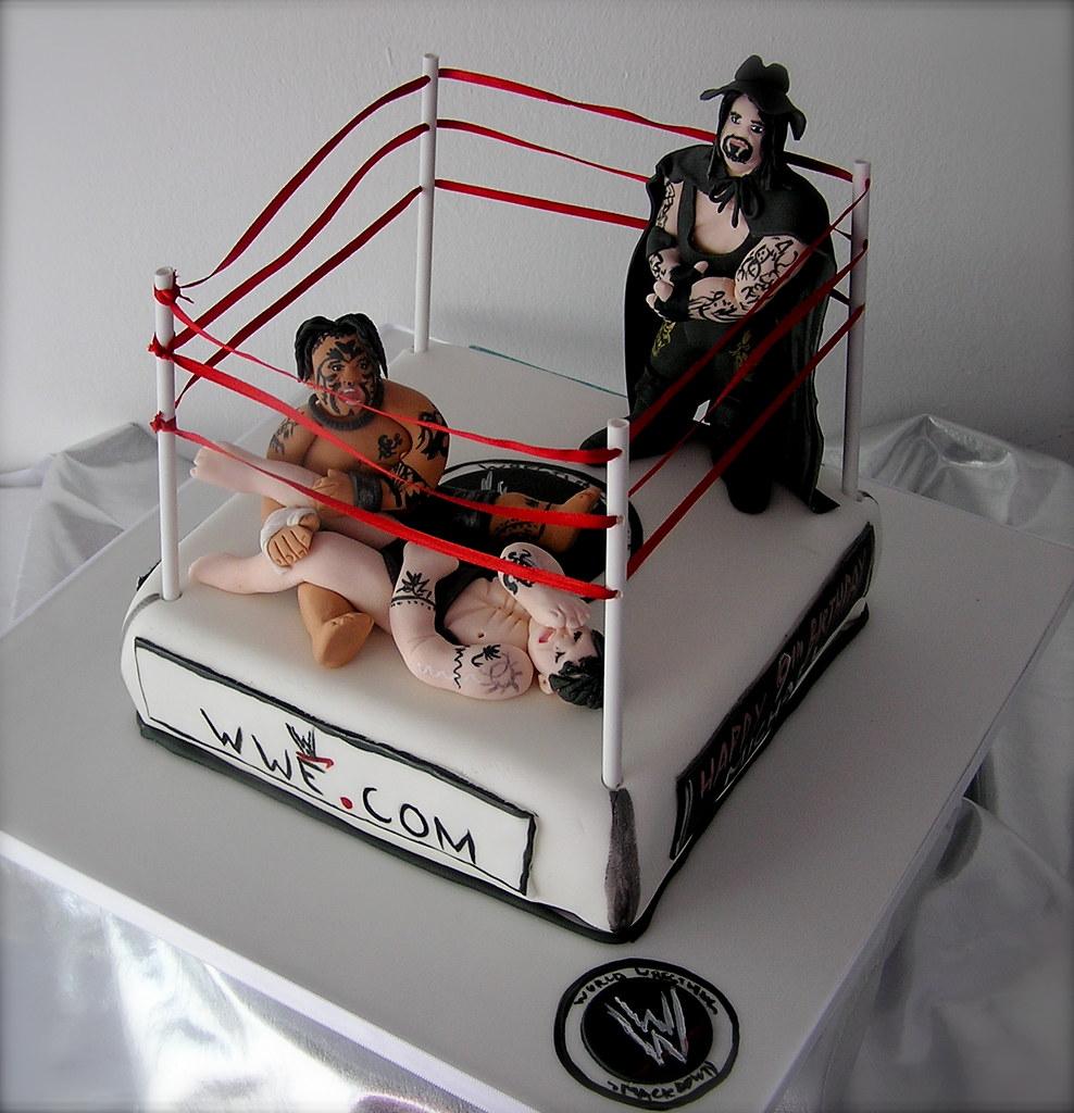 Wwe Cake Pan