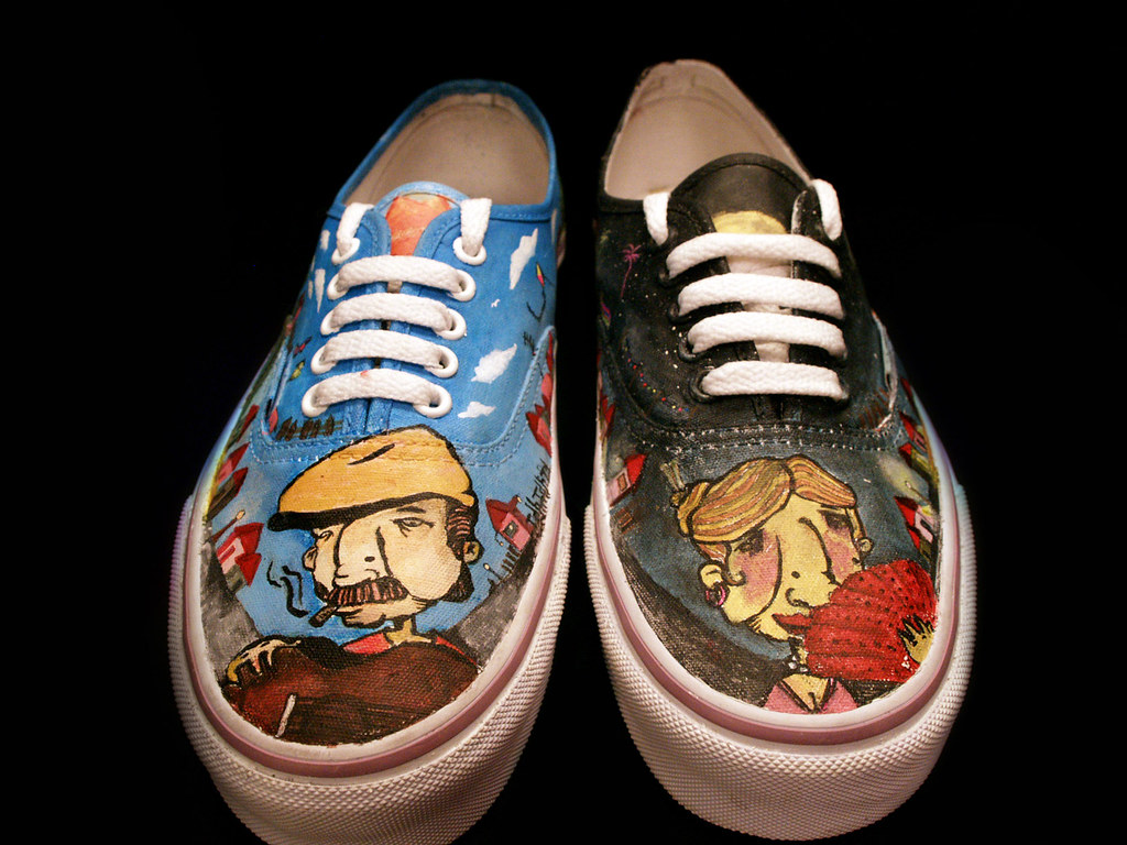 Vans Custom Shoes