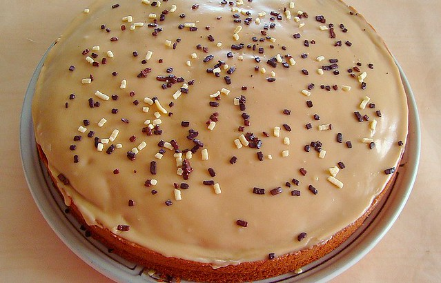 Nigella Lawson Buttermilk Birthday Cake Recipe