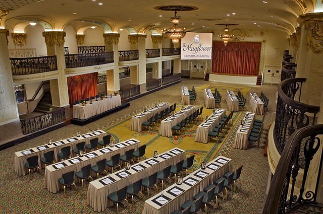 Free Meeting Rooms In Washington Dc