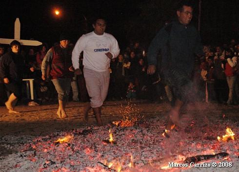 Caminando Sobre Fuego Caminantes Sobre Fuego