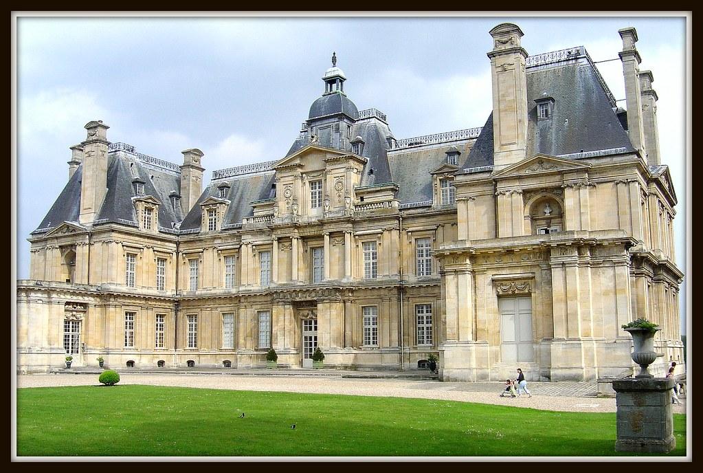 Château de Maisons [1634-1650]- Maisons-Laffitte | Architect… | Flickr