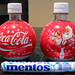 Christmas Coke Bombs + Mentos