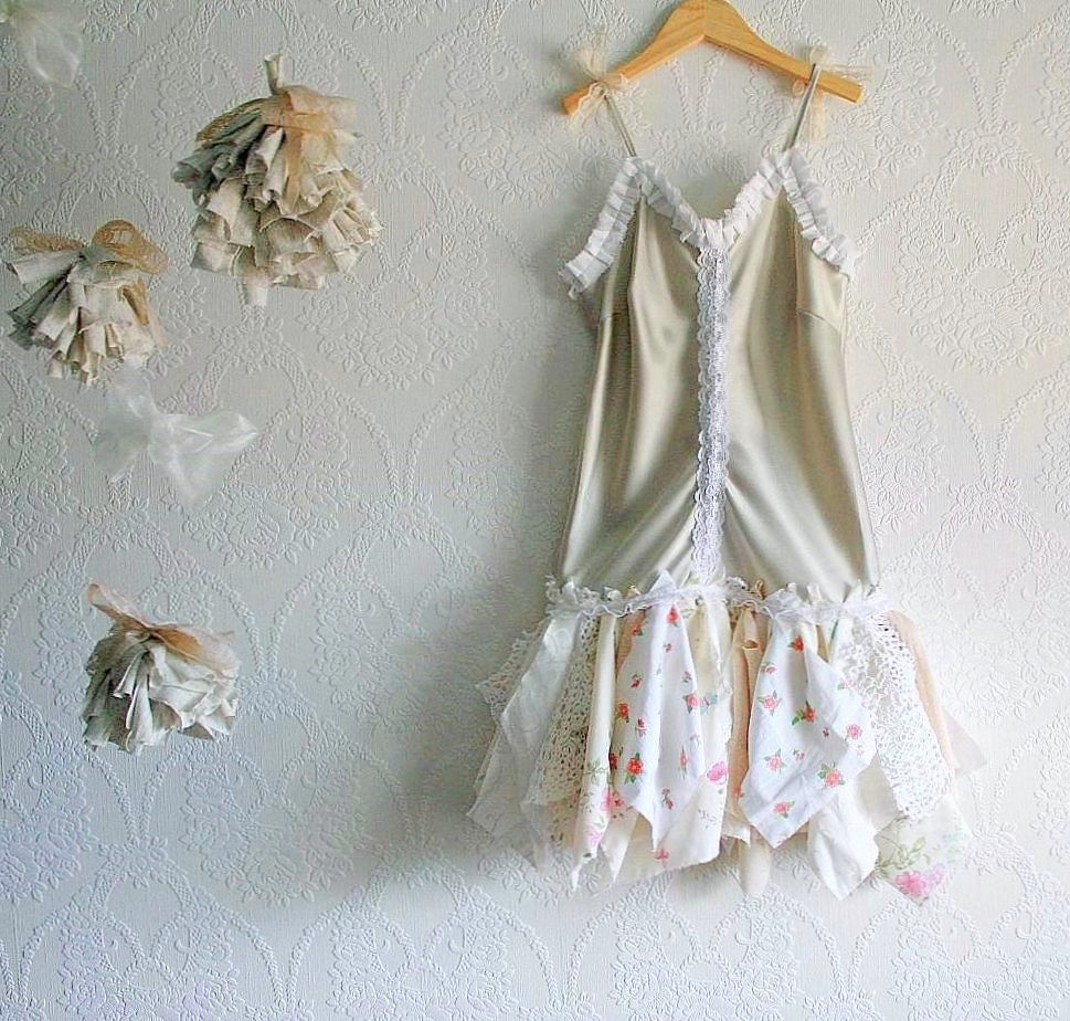 how to make a fairy costume out of normal clothes