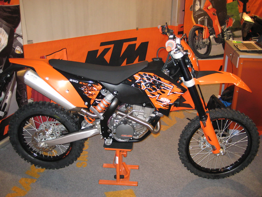 Ktm  Excf  Engine Cuts Out