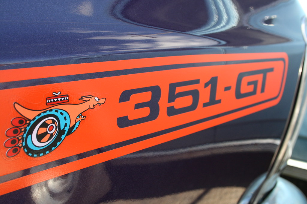 Ford Xy Falcon Gt Decal Chris Keating Flickr