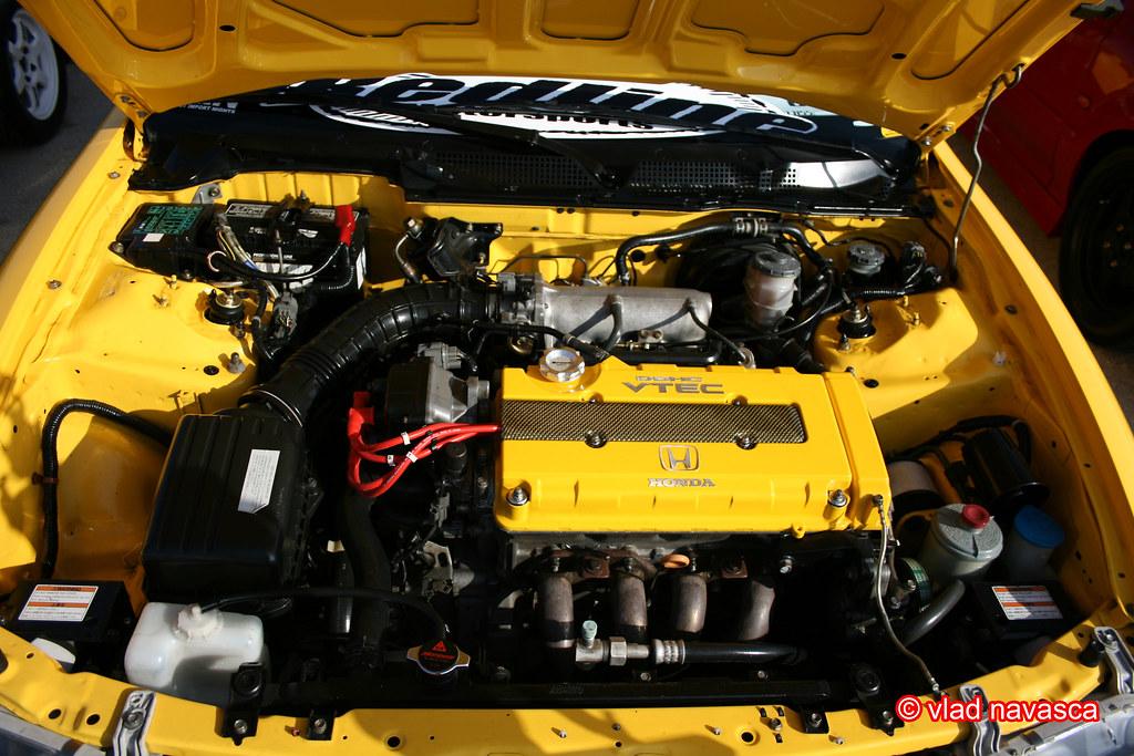 Honda Integra Type-R (Engine Bay) | Club/Group: Redline Moto… | Flickr