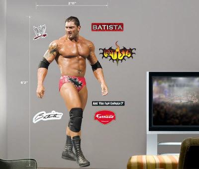 Fathead Posters For Boys Batista-fathead-posters