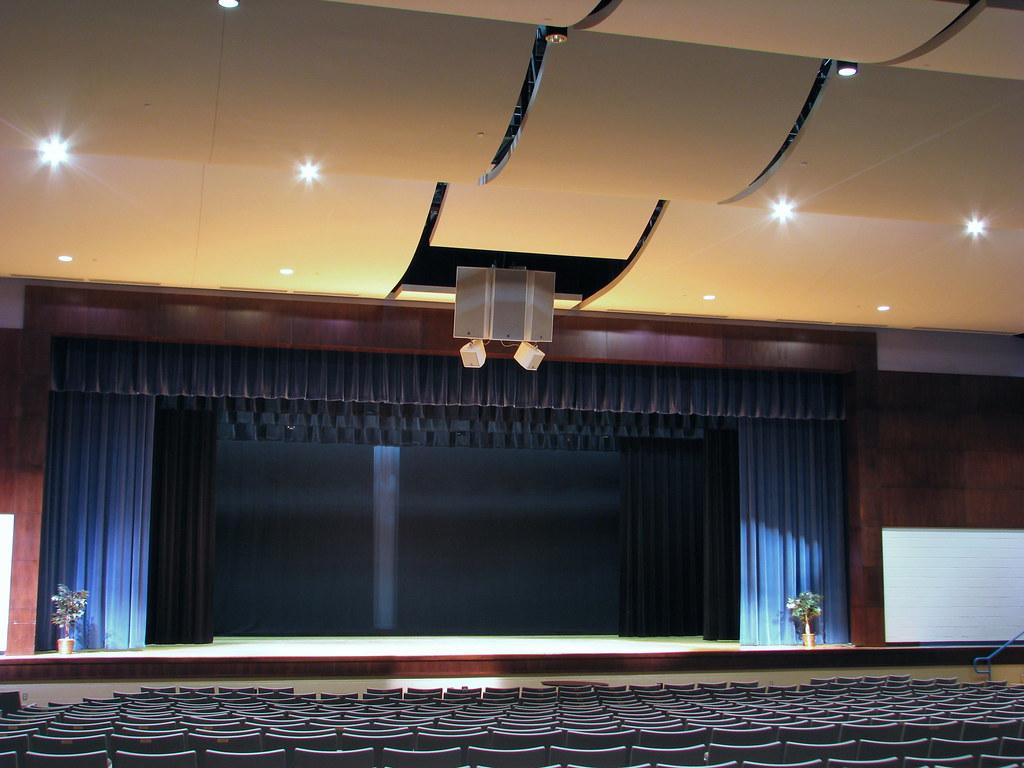 Racism in william auditorium