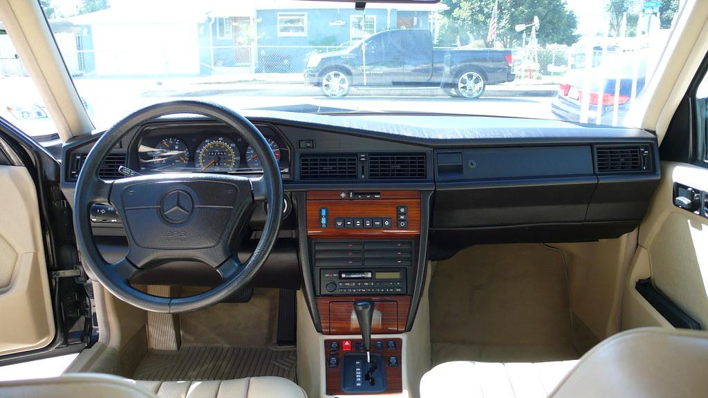 1992 mercedes benz 190e 2 6 dash salmedina87 flickr for 1992 mercedes benz 190e 2 6