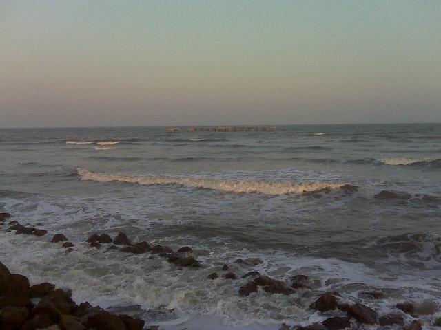 Jpg images frompo for Galveston fishing pier cam