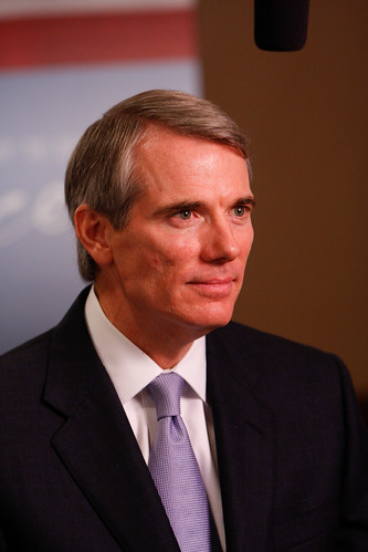 Rob Portman | by Be the Change, Inc.