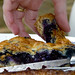Blueberry pie recipe / Tarta de arándanos casera