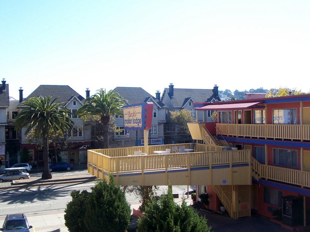 Beck 39 S Motor Lodge San Francisco Marius Zh Flickr