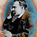 Nietzsche Color Rendered